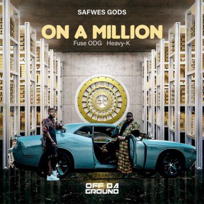 Fuse ODG ft. Heavy-K – On A Million