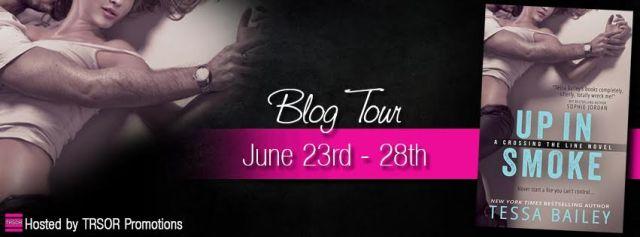 up in smoke blog tour