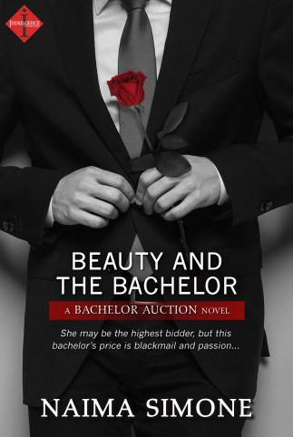 BEAUTY AND THE BACHELOR Cover