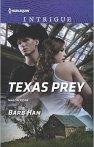 Texas Prey (Mills & Boon Intrigue) (Mason Ridge - Book 1)