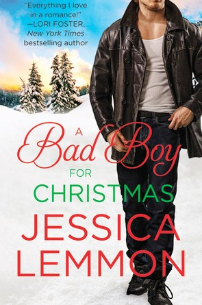 A Bad Boy For Christmas Book Cover