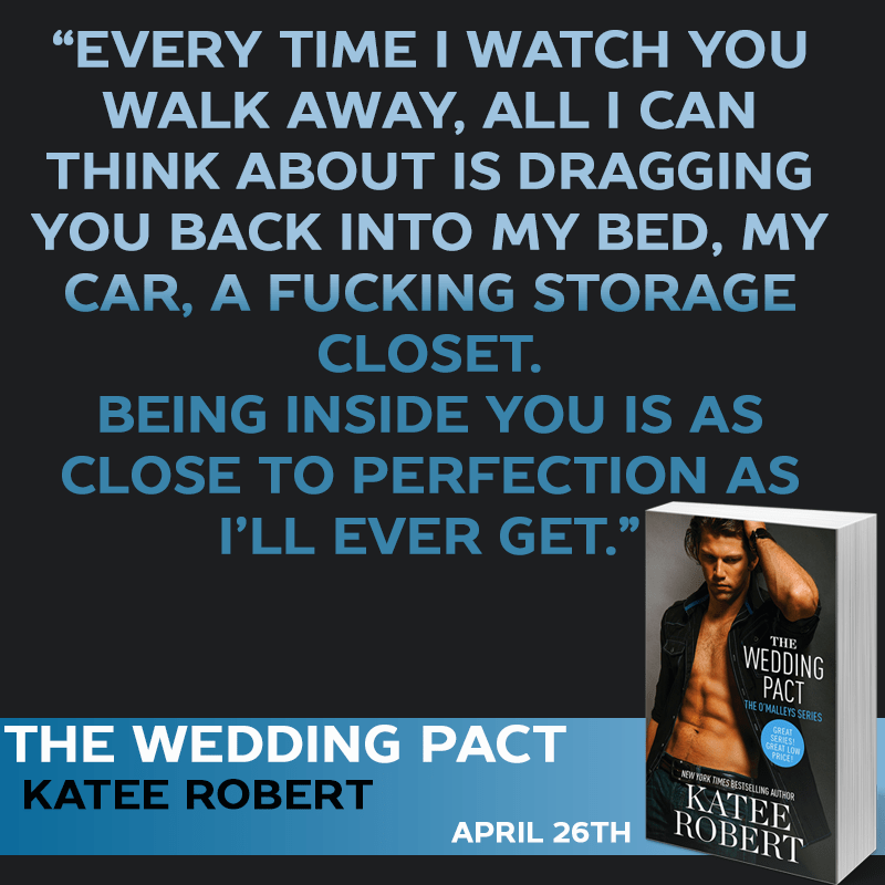 The Wedding Pact.The Wedding Pact By Katee Robert Arc Review Okie Dreams