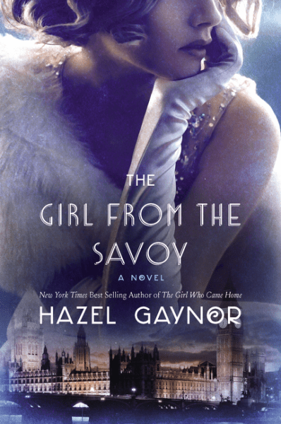 The Girl From The Savoy Cover