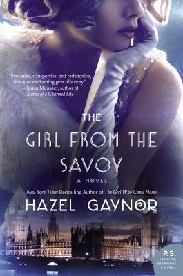 thegirlfromsavoy-hazelgaynor-cover