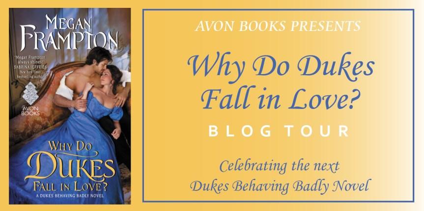 Megan Frampton blog tour banner