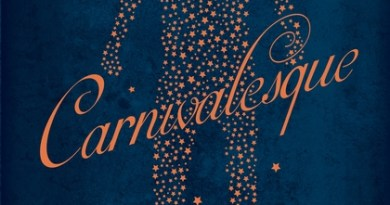 Carnivalesque by Neil Jordan (Book Review)