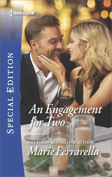 An Engagement For Two by Marie Ferrarella