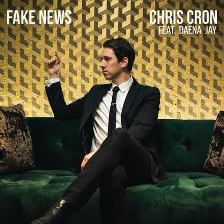 Chris Cron debute new single Fake News