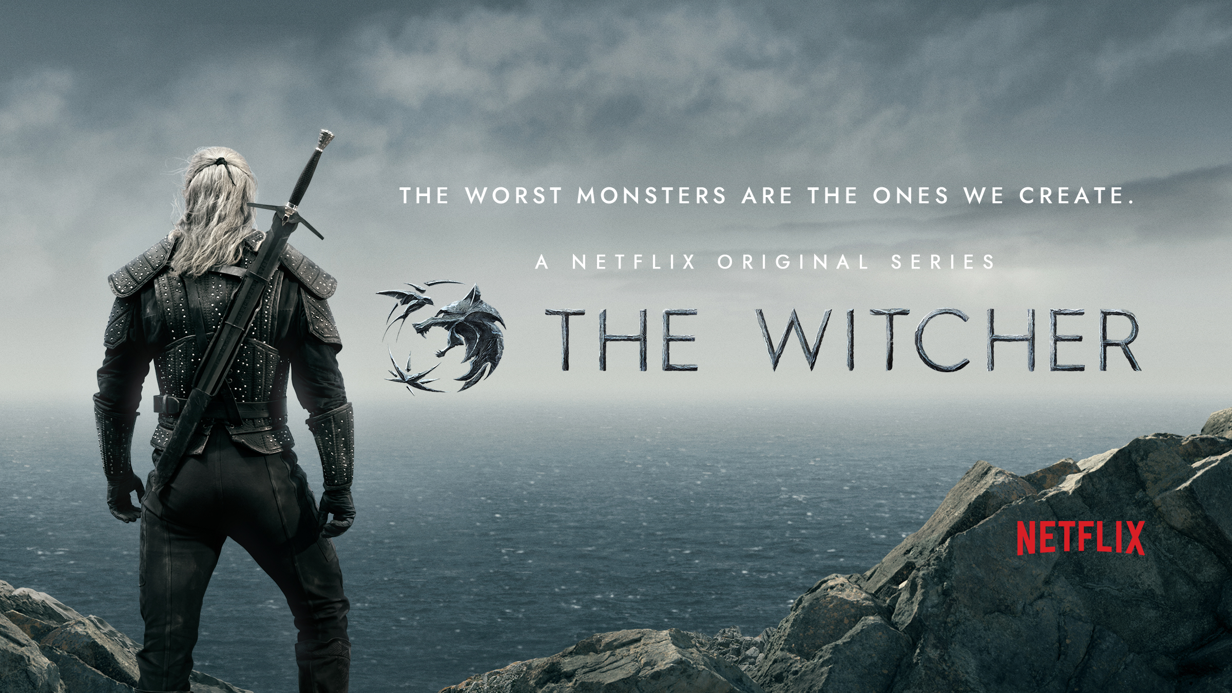First Look The Witcher