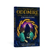 The Oddmire Book One by William Ritter (Book Review)
