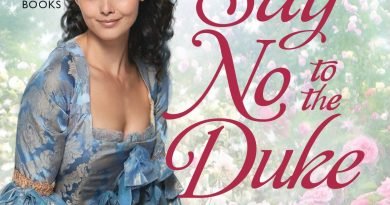 Say No to the Duke by Eloisa James (Book Review)