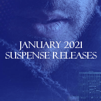 Harlequin Romantic Suspense January 2021 Releases