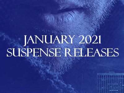 Harlequin Romantic Suspense January 2021 Releases2