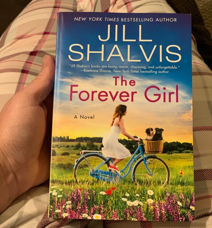 The Forever Girl by Jill Shalvis