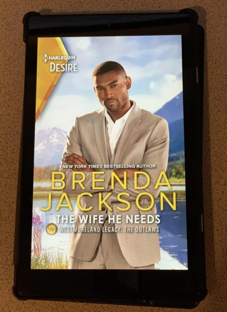 The Wife He Needs by Brenda Jackson KINDLE
