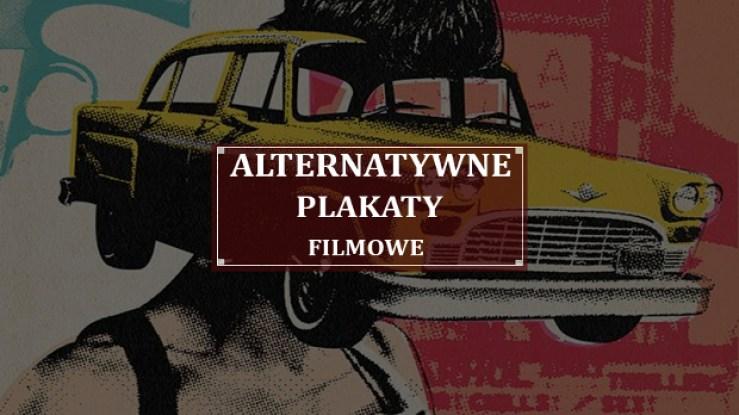 Alternatywne plakaty filmowe okładaka