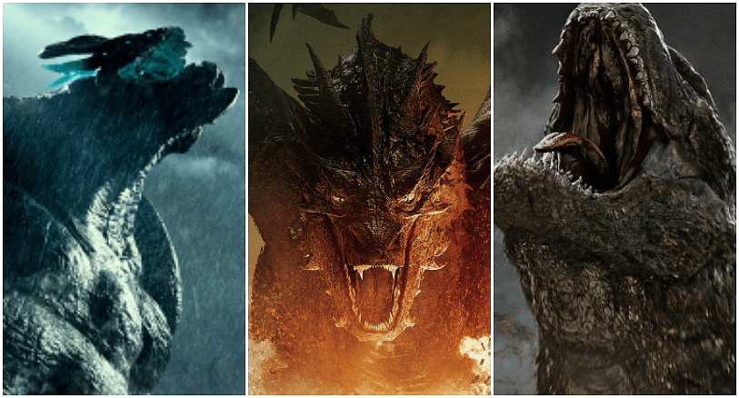 Największe filmowe potwory