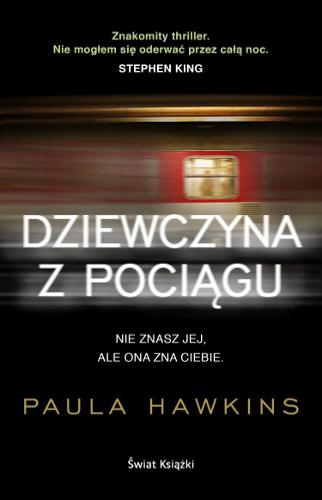 Dziewczyna z pociągu - recenzja książki