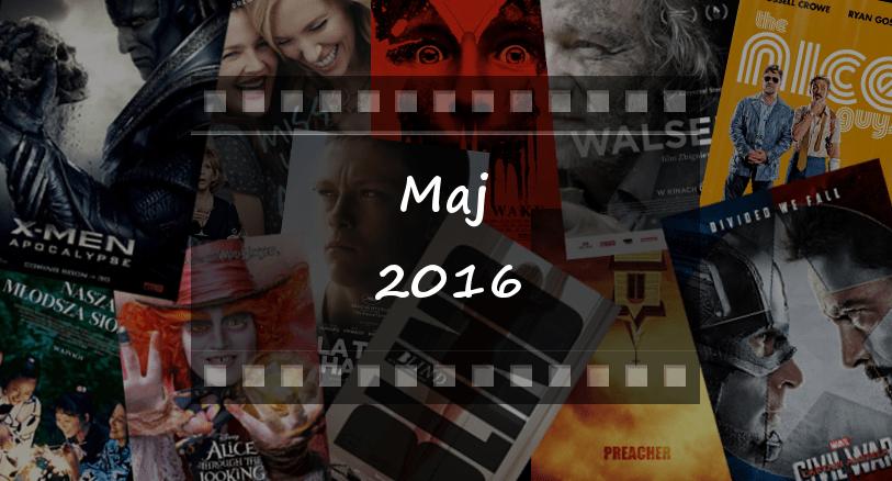 Najciekawsze premiery miesiąca: maj 2016