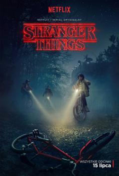Stranger Things recenzja serialu