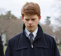Lucas Hedges/ Manchester by the Sea