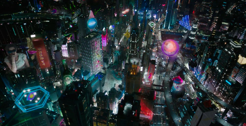 Ghost in the Shell recenzja filmu