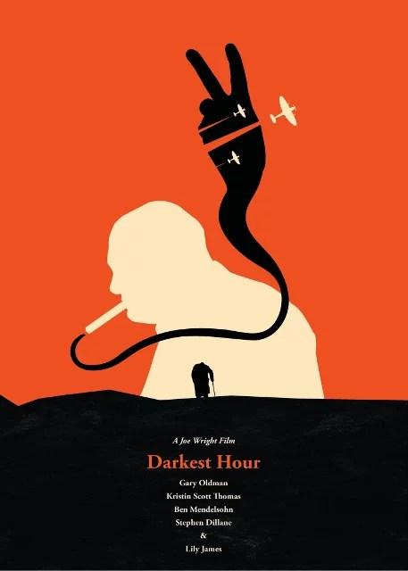 Alternatywne plakaty filmowe Oscary 2018