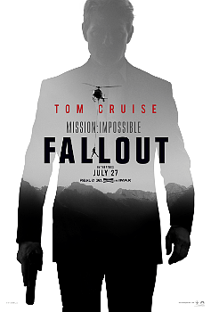 Mission: Impossible - Fallout (2018) - plakat