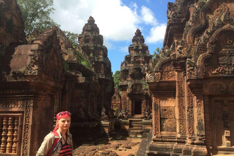 Kambodża, Banteay Srey