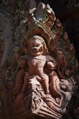 Kambodża, Banteay Srey, świątynia kobiet