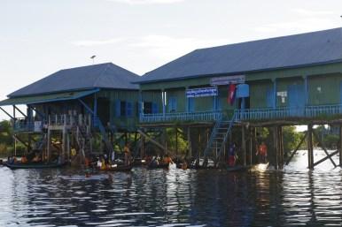 pływające wioski - urzędy