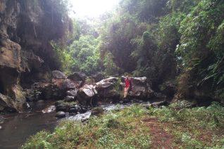 Sagada, w pobliżu podziemnej rzeki
