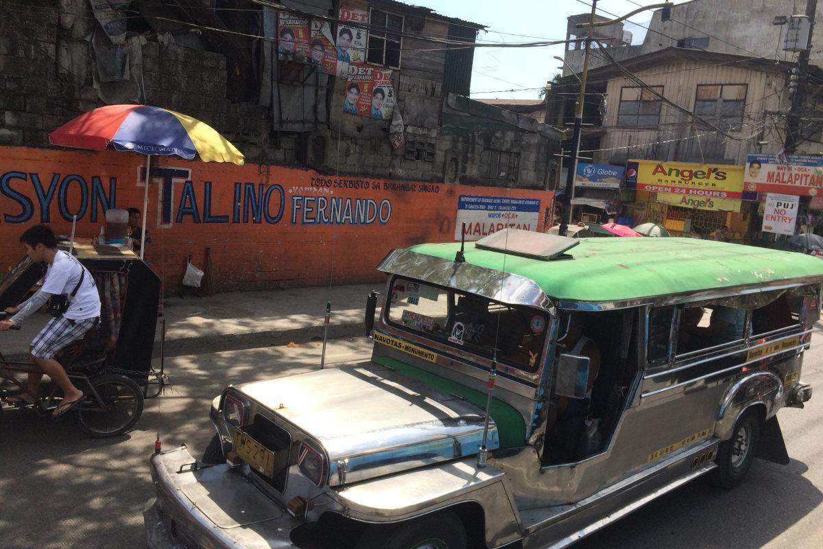 Manila, okolice Navotas