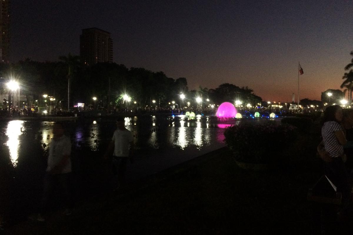 Manila, Rizal Park