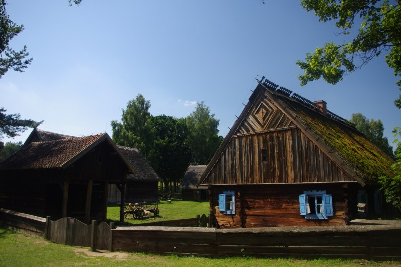 Olsztynek, Park Etnograficzny