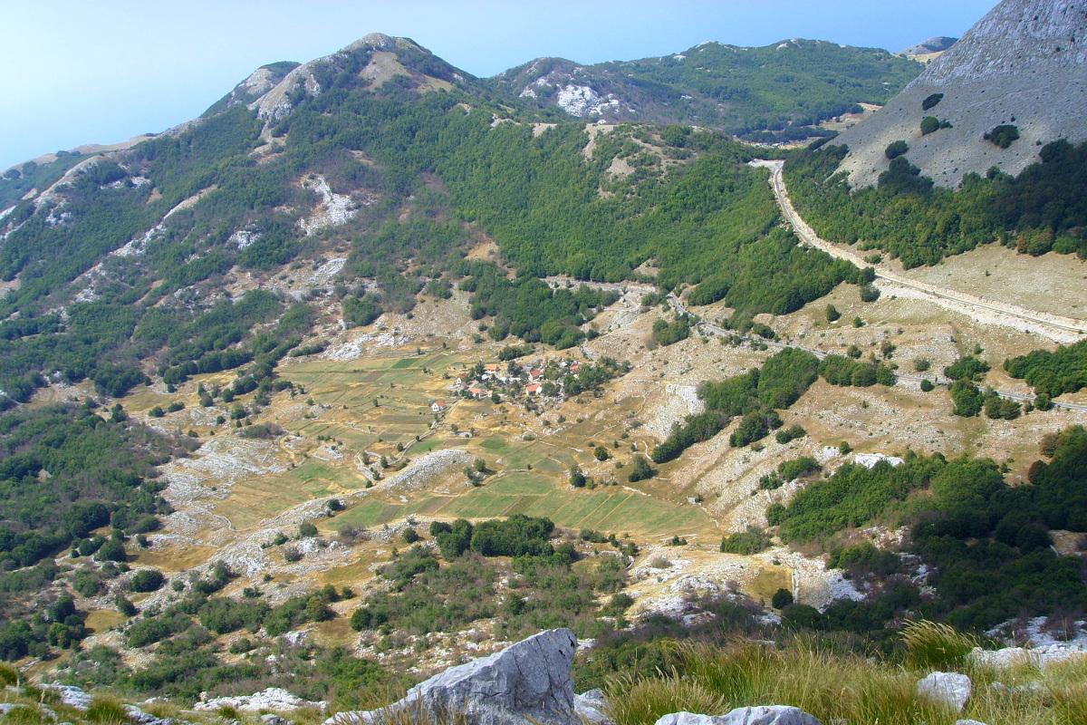 Lovćen, Czarnogóra