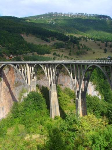 Most na rzece Tarze