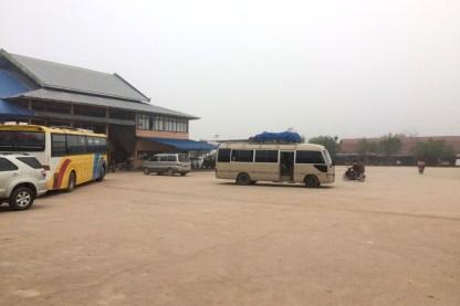stacja w Luang Namtha