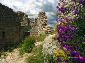 ruiny twierdzy