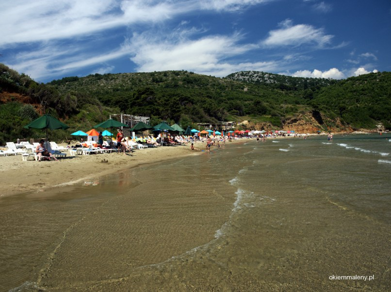 plaża Sunj