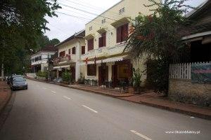 Luang Prabang, starówka