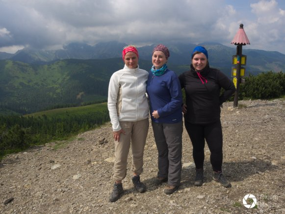 Trasa na Grzesia, Tatry