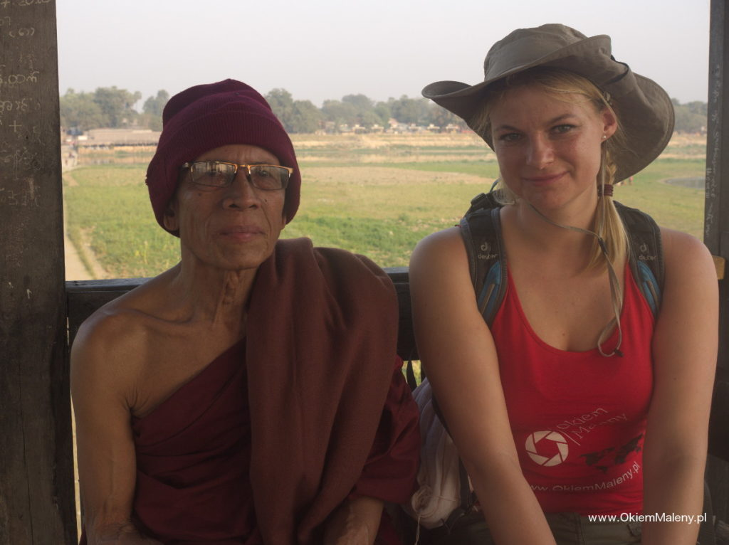 Birma, okolica Mandaley