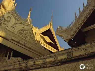 Mandalaj Okiem Maleny Birma Pałac Królewski 02