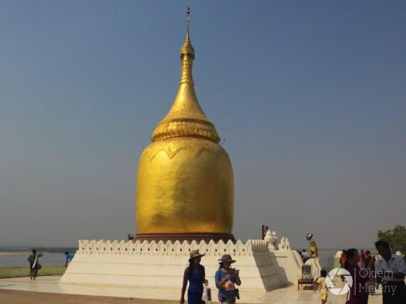 pagoda Bu paya, Bagan