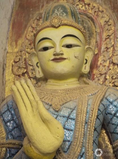 Świątynia Ananda, Bagan