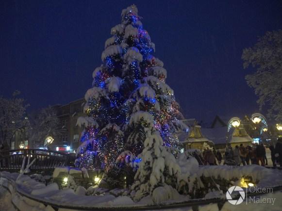 Zakopane zimą okiemmaleny.pl