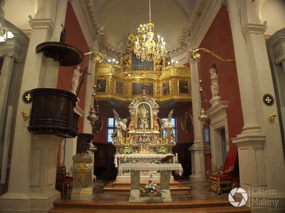 Kościół św. Ignacego , Dubrownik