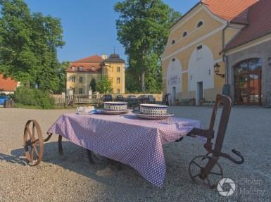 Pałac w Łomnicy
