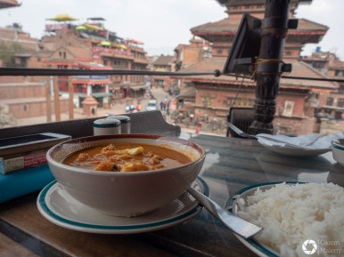 kuchnia nepalska, patan